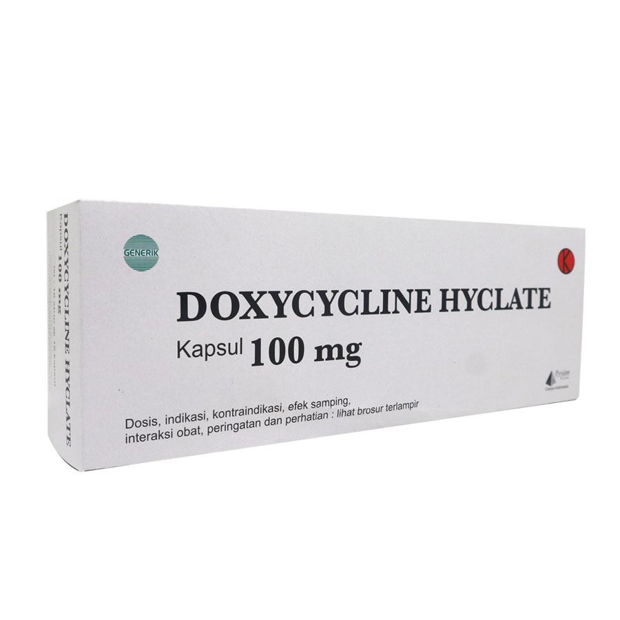 Doxycyline Hyclate