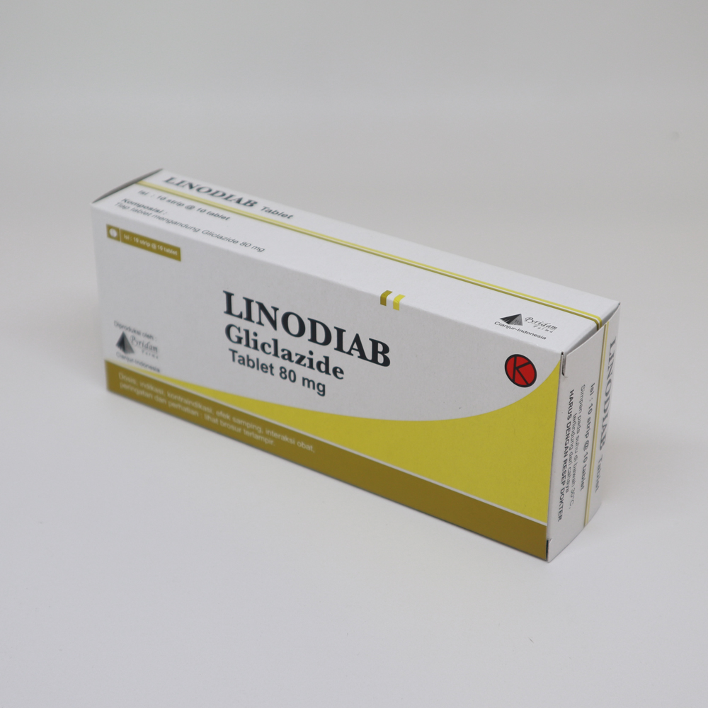 Linodiab Tablet