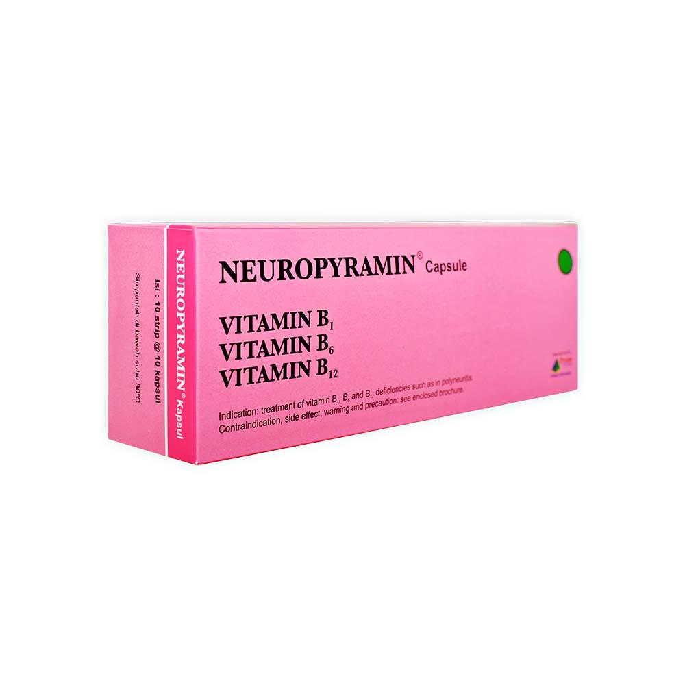 Neuropyramin Kapsul