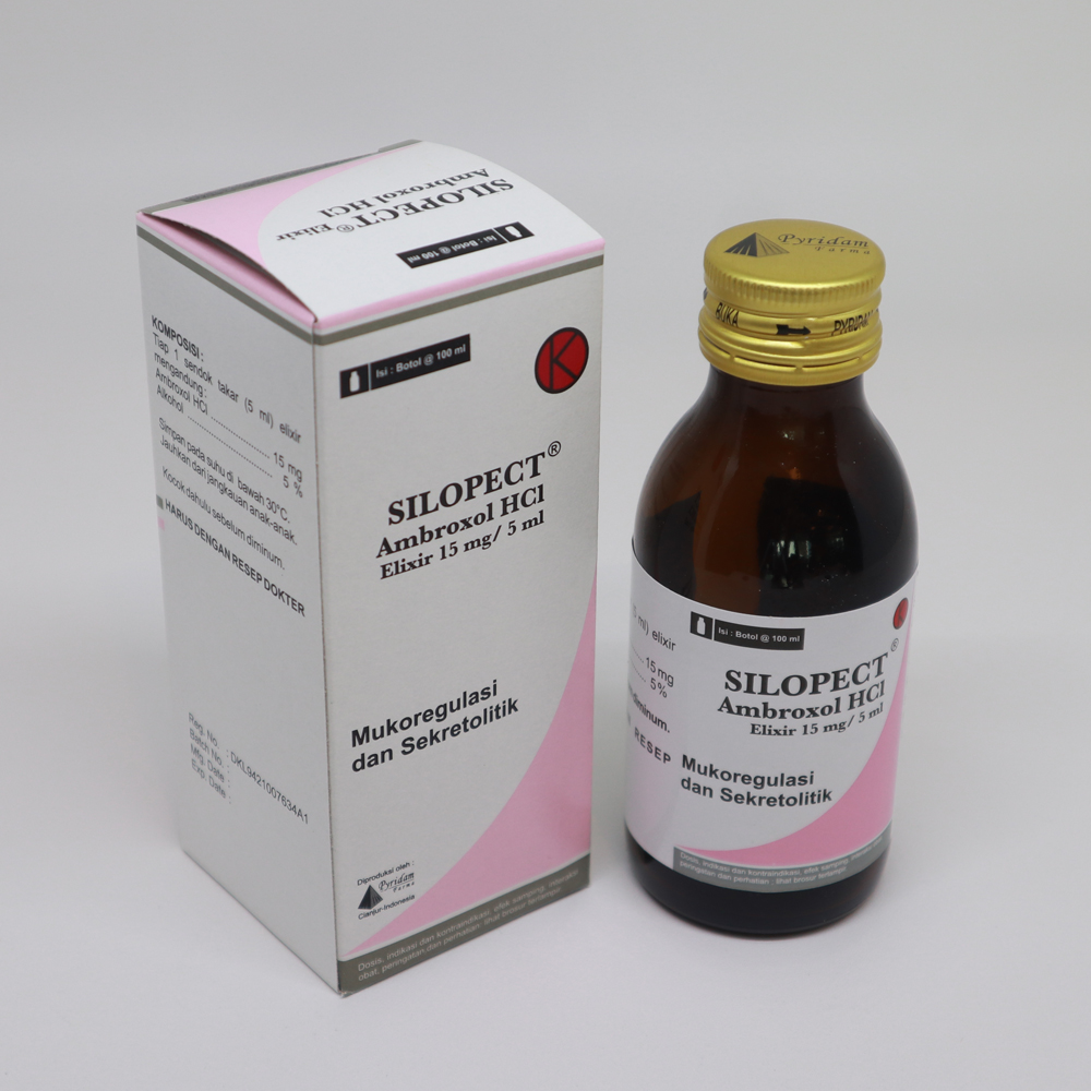 Silopect Syrup, Tablet & Forte