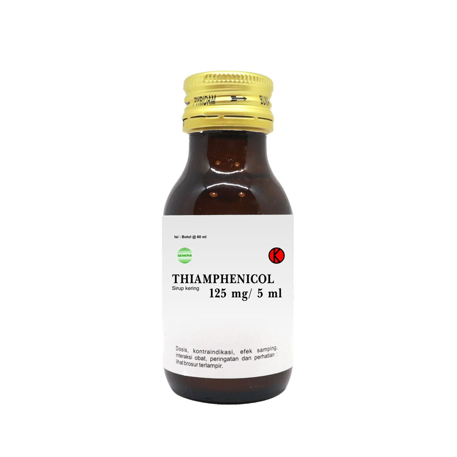 Thiampenicol Syrup