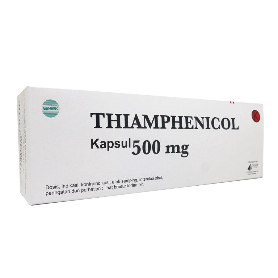 Thiamphenicol Kapsul