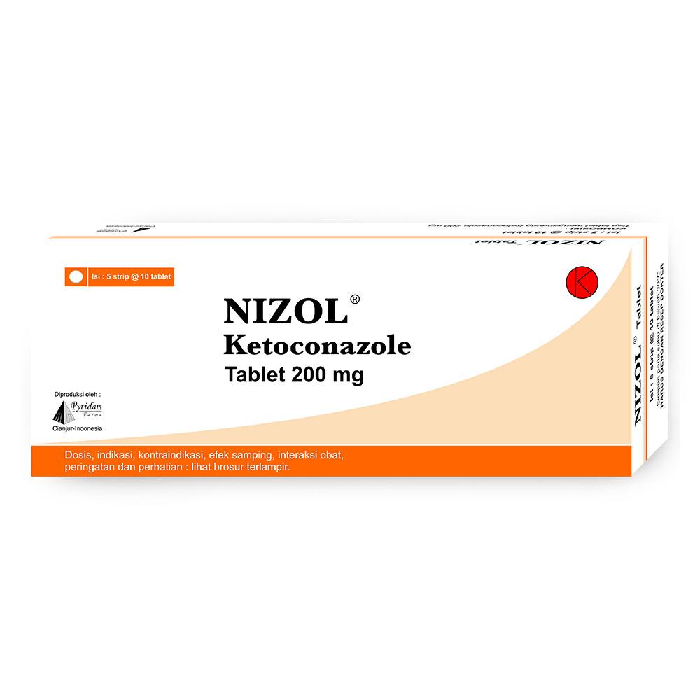 Nizol Tablet