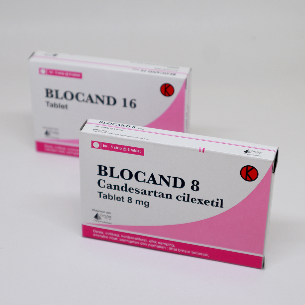 Blocand 8 & 16 Tablet