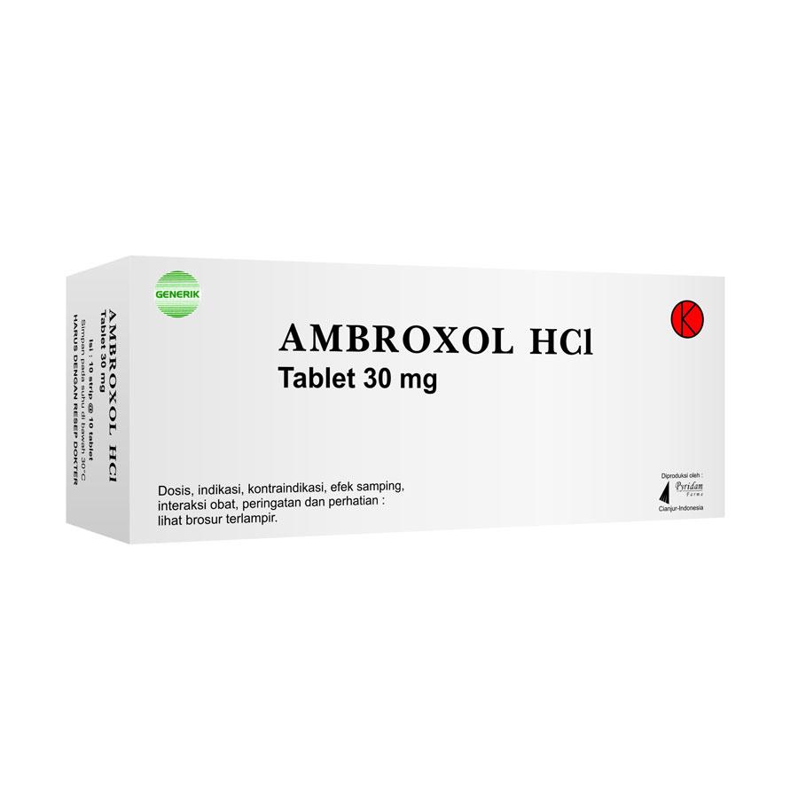 Ambroxol