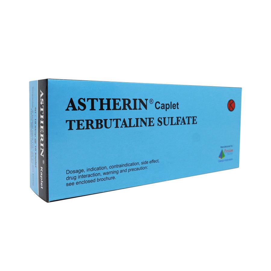 Astherin Caplet