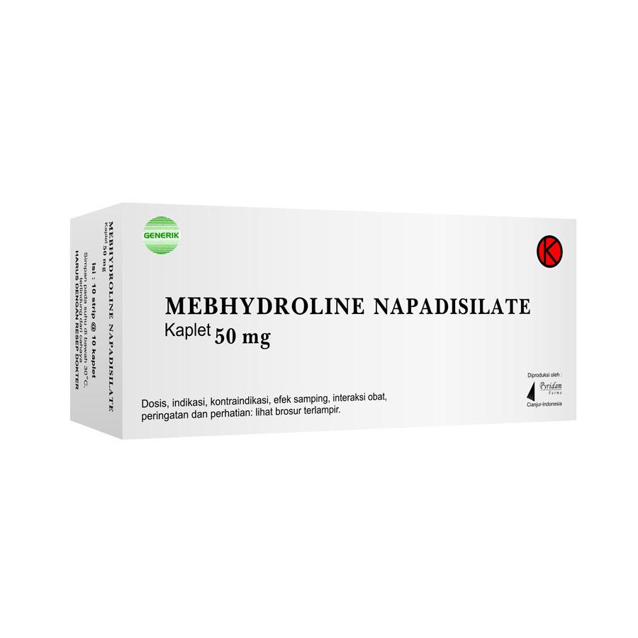 Mebhydroline Napsadisilate