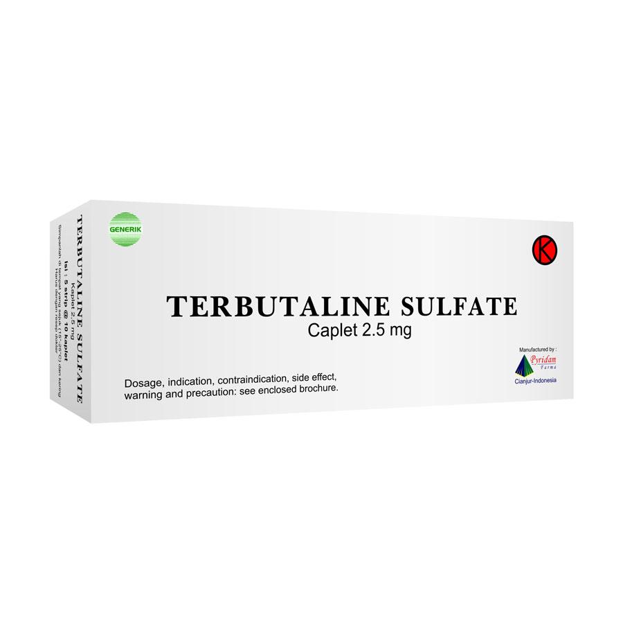 Terbutaline Sulfate